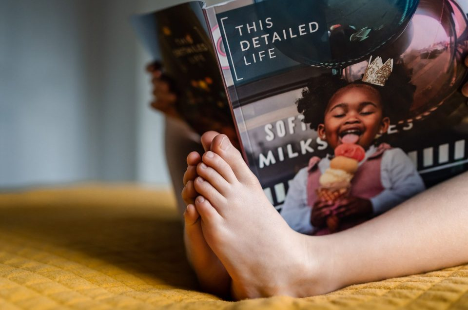 Twice Published in This Detailed Life